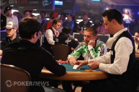 WSOP 2011: Підсумки другого дня