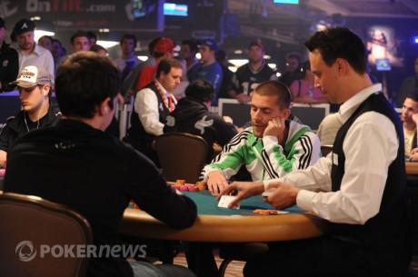 WSOP 2011: Gus Hansen und Jake Cody unter den letzten Vier von Event #2