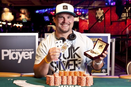 2011 World Series of Poker Day 3: Drake Wins Event #1 and Hansen Makes Final Four of Event #2