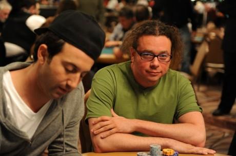 WSOP Evento #5: Ylon Schwartz Quer Uma Bracelete