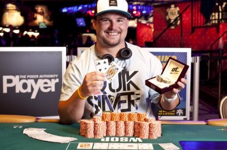 WSOP Evento #1: Sean Drake é o Vencedor