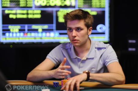 Українець Євген Тимошенко займає друге місце на WSOP...