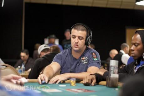 WSOP 2011 Dia 3: Andre Akkari e Caio Pimenta Avançam no $5K NL Hold'em
