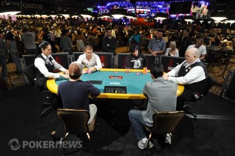 WSOP 2011: Итоги четвертого дня