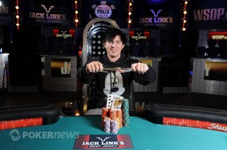 WSOP Evento #2: Jake Cody é o Grande Vencedor ($850,000)