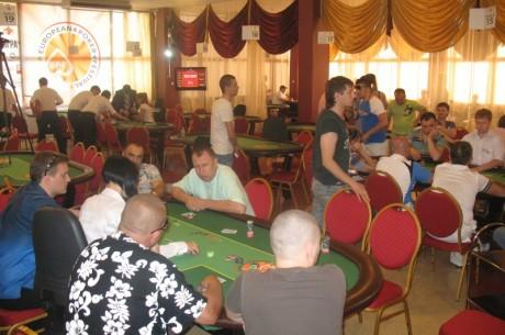 Старт Main Event EPF Одесса