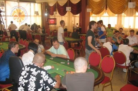 Старт Main Event EPF Одеса