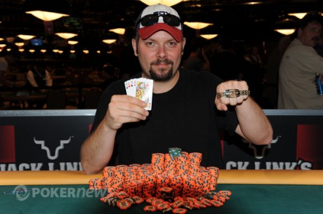 WSOP Evento #3:Francesco Barbaro Vence Omaha Hi-Low Split 8 or Better ($262,283)