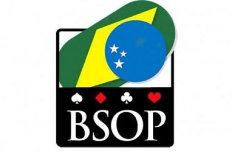BSOP Rio Quente Dia 1B: João Bauer Lidera os 25 Classificados ao Dia 2