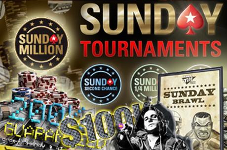 Polak wygrywa Sunday Warm Up - Wyniki turniejów Sunday Majors (5 czerwca)