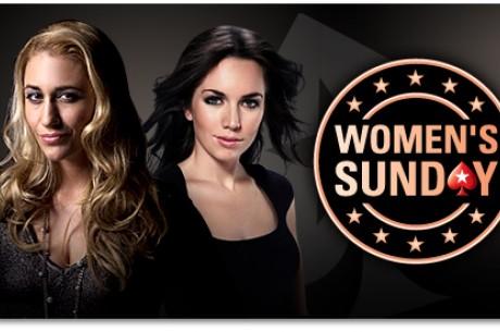 Россиянка побеждает в PokerStars Women's Sunday турнире