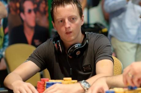 WSOP Evento #9: Matt Perrins Estreia-se em Grande