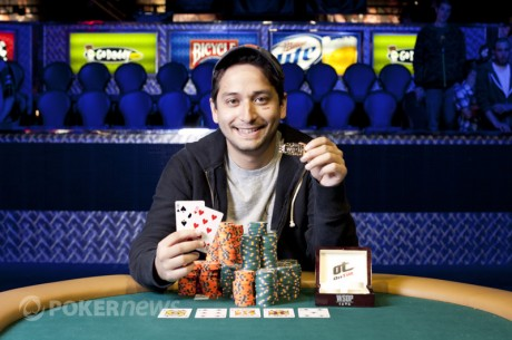 2011 World Series of Poker Day 6: Bari, Wilder, and Lehavot Win Bracelets