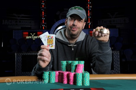 Amir Lehavot vinner WSOP Event #7 - $10,000 Pot-Limit Hold'em Championship