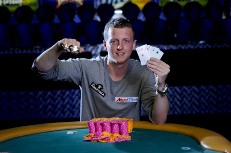 WSOP Evento #9: Matt Perrins é o Vencedor