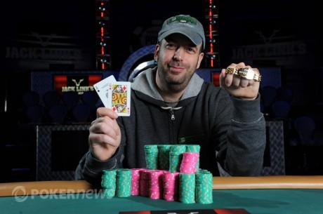 Amir Lehavot vant WSOP Øvelsen #7 - $10k Pot-Limit Hold'em Championship