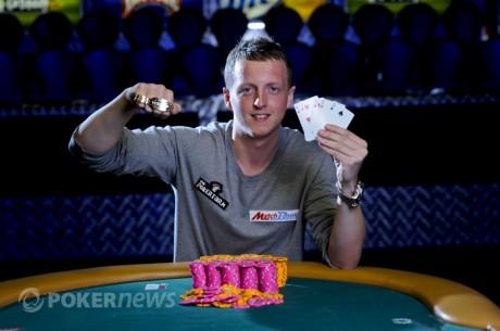 Matt Perrins спечели Събитие #9: $1,500 2-7 Draw Lowball ($102,105)