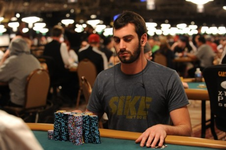 WSOP Evento #10: Anthony Spinella Lidera Torneio Frenético