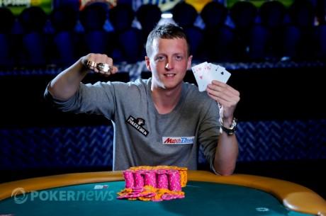 WSOP tęsiasi – vakarykščių turnyrų apžvalga