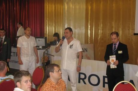 Інтерв'ю з Сергієм Ільїним - організатором покерної...
