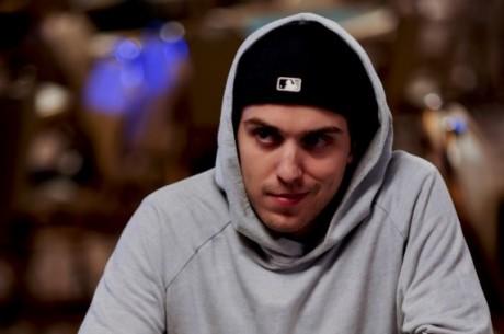 WSOP Evento #11: Guillaume Rivet Vai à Frente
