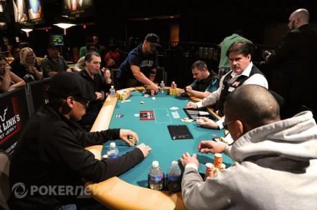 Vakar vykusių WSOP turnyrų apžvalga
