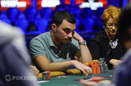 2011 World Series of Poker Day 8: O Turker μπροστά στο Event #8 και ο Papola...