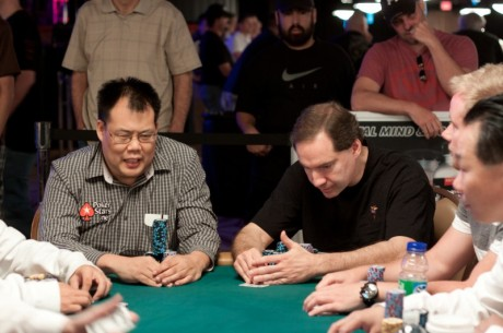 WSOP Evento #12: Bill Chen na Final Table