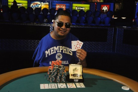 David Diaz Vence Evento #12: $1,500 Triple Chance No-Limit Hold'em ($352,808)