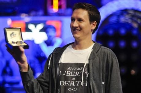 Sean Getzwiller vinner WSOP Event #8 och $611,185