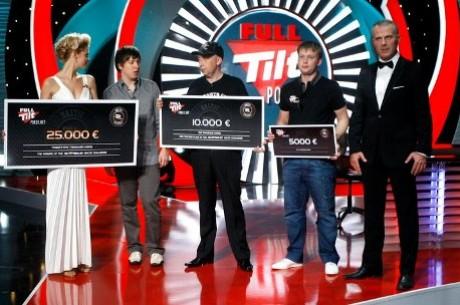 VIDEO: Full Tilt Poker Baltic Challenge (2) finaal vol.1