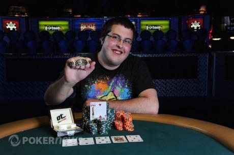 WSOP Evento #13: Andrew Badecker Já Tem a Bracelete