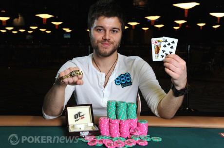 WSOP #14: Tyler Bonkowski é o Vencedor ($220,817)