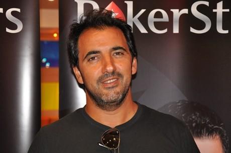 Fim do dia 1B do Portugal Poker Series com Carlos Frazão à frente
