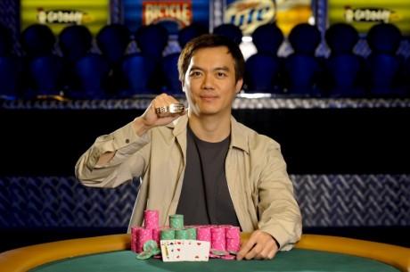 WSOP Evento #16: John Juanda Bate Hellmuth no HU ($367,170)