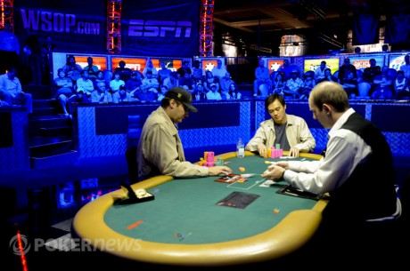 La 12.ª jornada de las World Series of Poker llega a su fin