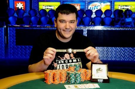 WSOP Evento #17: Aaron Steury é o Campeão ($289,283)