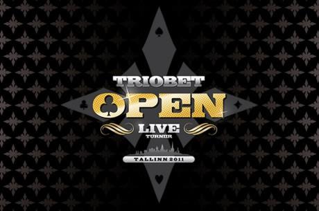 Jälgi Triobet Openit Pokernewsi vahendusel!