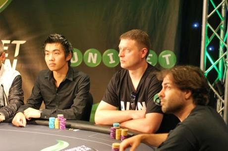 Lietuviams sėkmingas Unibet Open sezonas tęsiasi