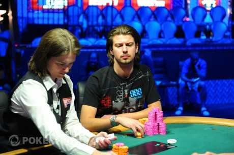 Brit Bracelet Number 3: Darren Woods Wins Event #19