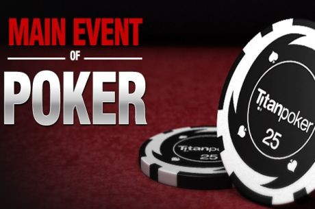 Titan Poker ofrece un paquete para el Main Event de las World Series of Poker 2011
