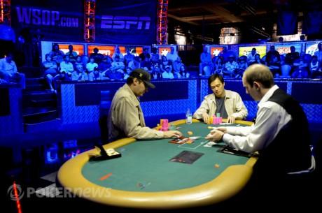 WSOP daugėja apyrankių laimėtojų, tačiau Philui Hellmuthui laimėti 12-osios nepavyko