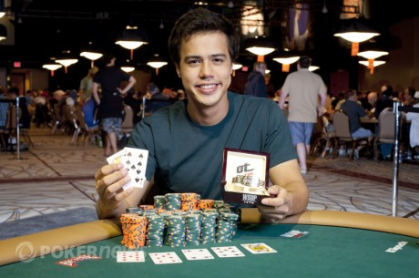 WSOP Evento #18: Foster Hays Vence e Convence ($735,400)