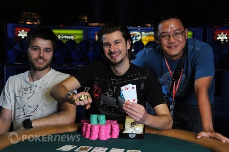 2011 World Series of Poker Day 14: O Woods κερδίζει το $2,500 Limit Hold'em Six Handed