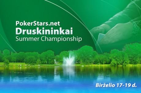 Neįtikėtinas Druskininkų čempionato populiarumas paskutinėmis dienomis
