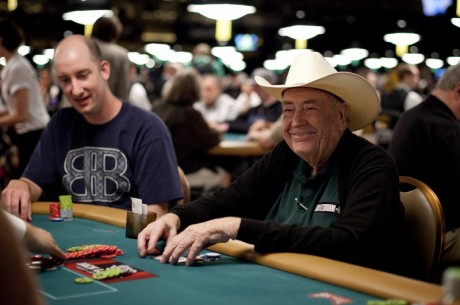"Knygų lentyna: Doyle Brunsono ""Super System 2 - A Course in Power Poker"""