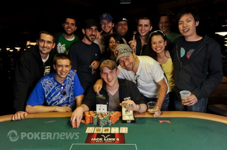 Resumen de la 15.ª jornada de las World Series of Poker 2011