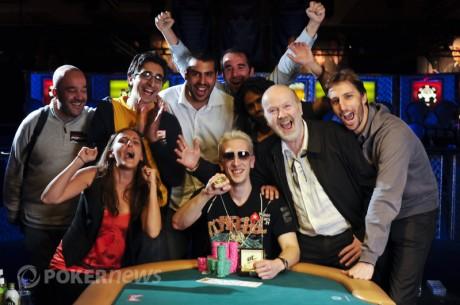WSOP 2011 (Jour 15) : Elky sacré, Elie Payan en finale