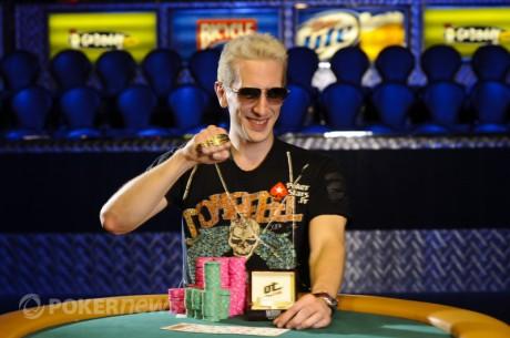 """Първа WSOP гривна и Тройна Корона за """"Elky"""""""