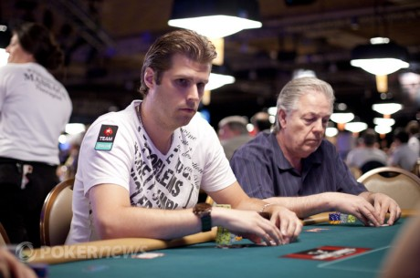 WSOP 2011 - Richard Veenman teleurgesteld over zijn Main Event